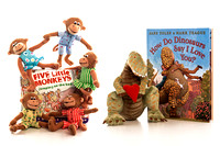 Books + Stuffed Toys - Merrymaker Inc.,