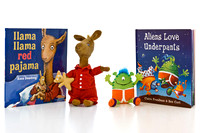 Books + Stuffed Toys - Merrymaker Inc.