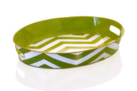 Malabar Bay - Oval Serving Tray